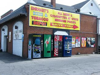 Ehrhart's Drive Thru and Party Store